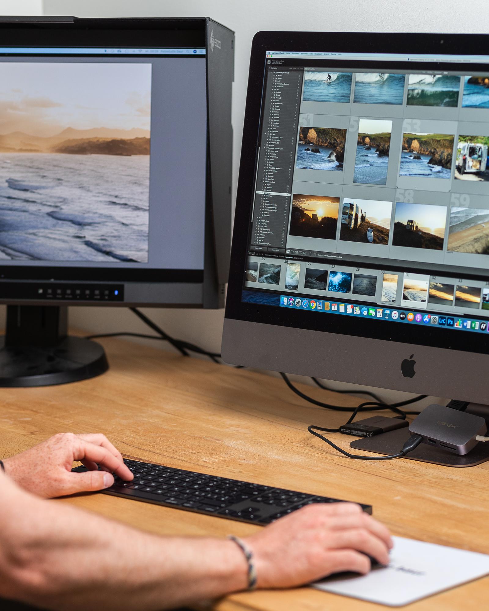 Online Portfolio Review mit Dominik Baur