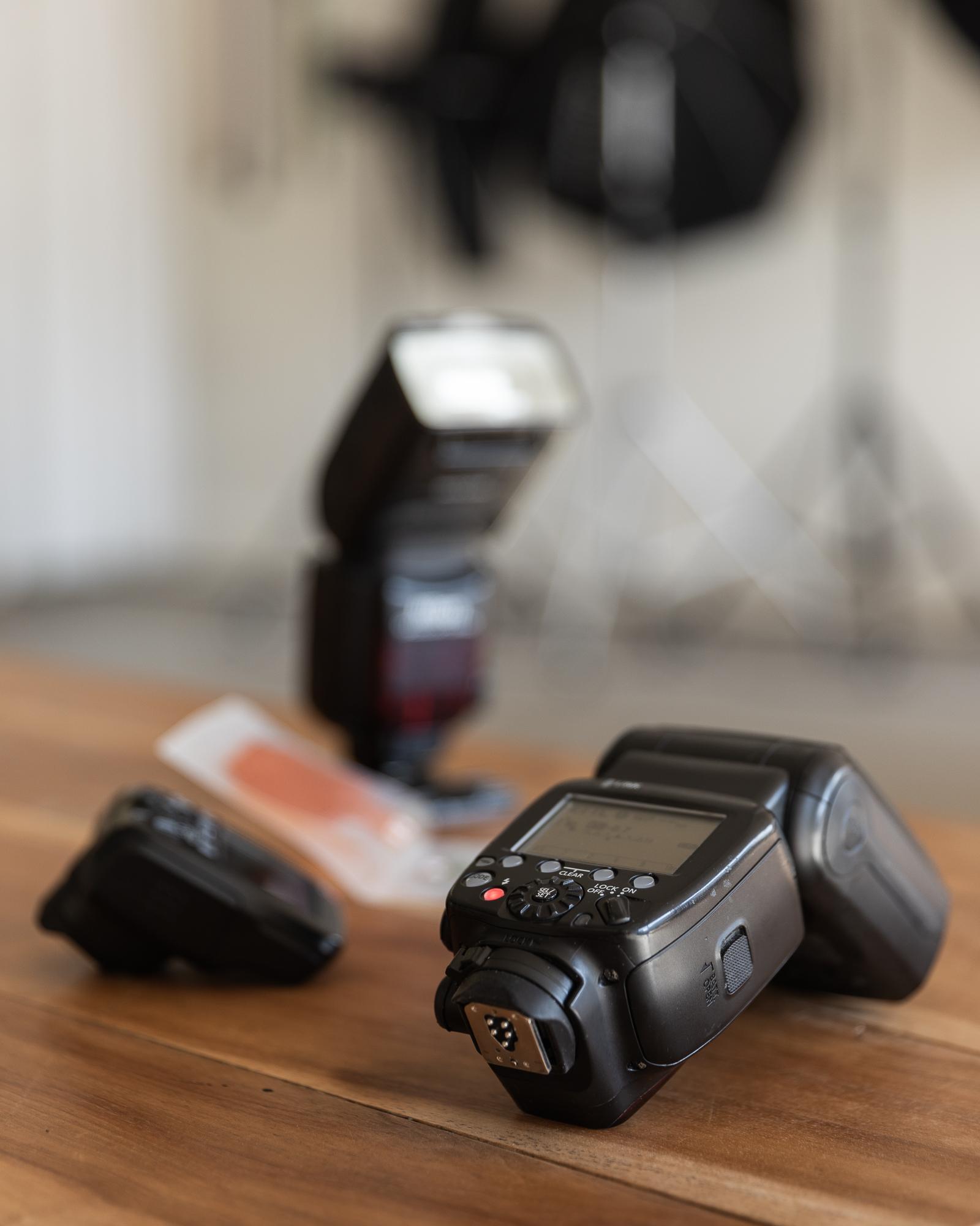 Subtiler und effizienter Einsatz deines Blitzgerätes
